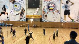 Павлодар: Тәуелсіздік күніне – волейбол турнирі