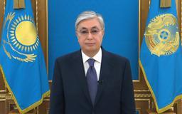 Телевизионное обращение Главы государства Касым-Жомарта Токаева