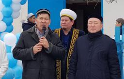 Алматы өңірінде қос қайырымдылық мекемесі ашылды