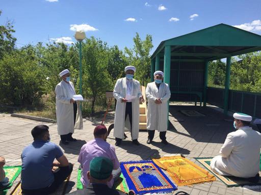 В Экибастузе назначен главный имам
