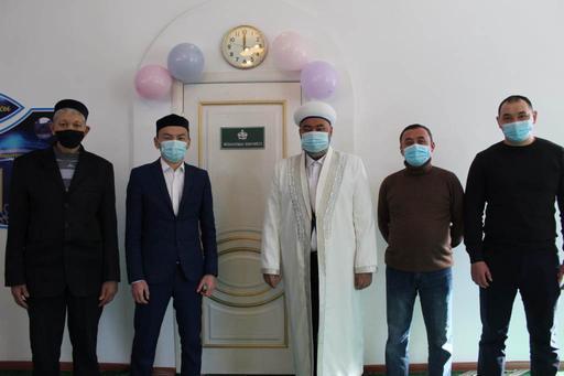 Павлодар: Аққулы мешітінде «Жолаушылар бөлмесі» ашылды