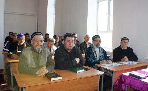 Павлодар: Ауданаралық оқыту-семинары басталды