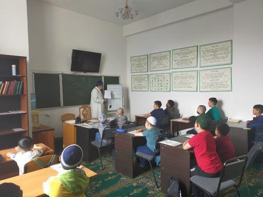 СКО: Начались курсы религиозной грамотности