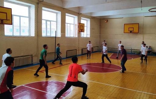Павлодар: Волейбол турнирі өтті