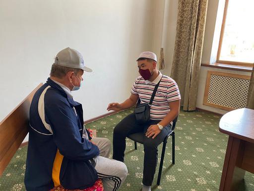 Талдықорған: Ислам дінін қабылдады