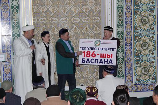Павлодар: Пәтер кілті берілді