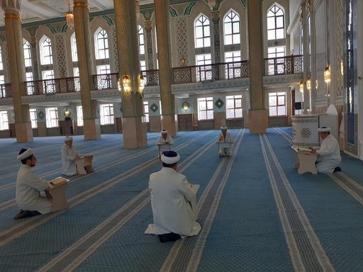 ШҚО: Имамдар Құран хатым дұғасын жасады