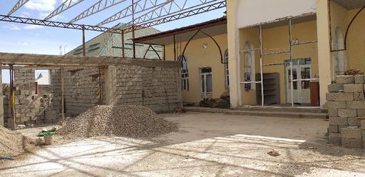 Түркістандағы «Жұма» мешіті кеңейтілуде