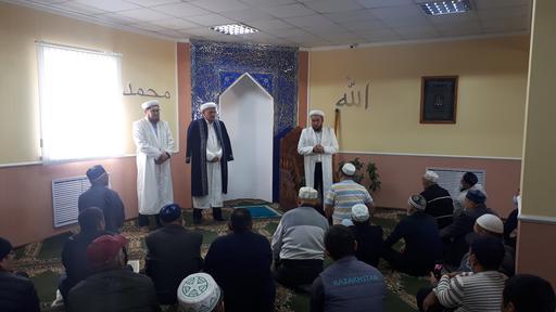 Қостанай: Тобыл мен Жітіқара мешіттеріне имамдар тағайындалды