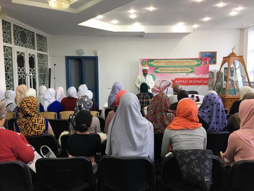 В Павлодаре прошел конкурс на знание Корана (ФОТО)