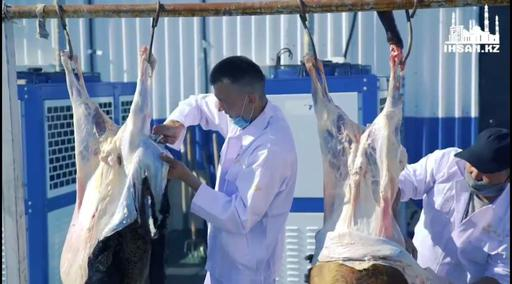 Қарағанды: 3689 мұқтаж отбасыға құрбан еті жеткізілді