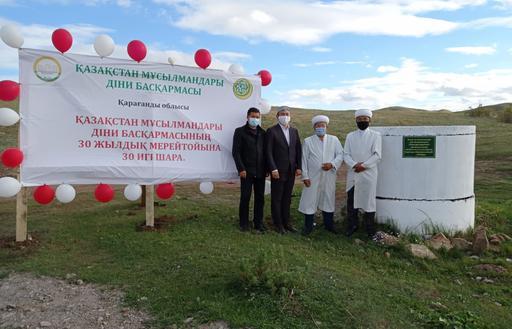 Қарағанды: Бұлаққа барар жаңа жол салынды
