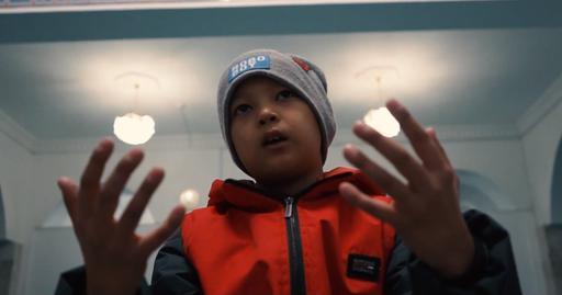 Атырау: «Иманғали» мешіті «Тәубе» фильмін түсірді