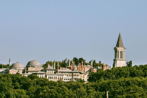 Дворец, в котором хранятся редчайшие реликвии Пророка Мухаммада (ﷺ)