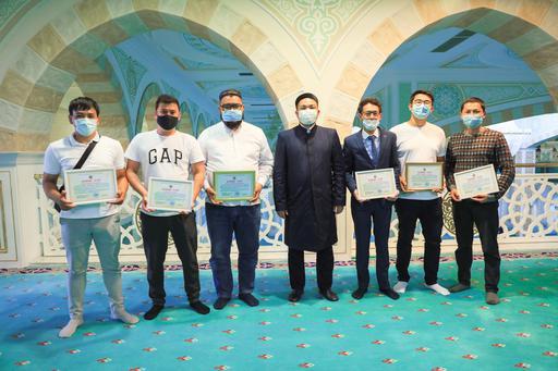 Нұр-Сұлтан: БАҚ қызметкерлері марапатталды