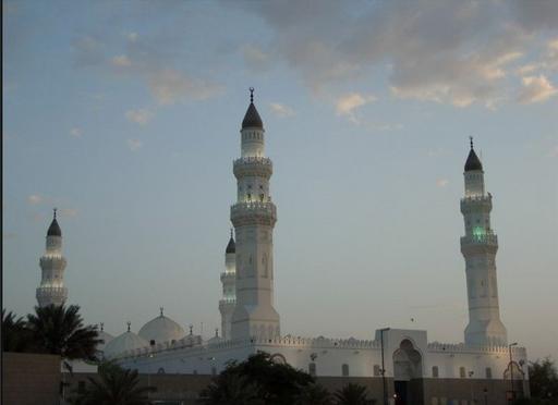 10 старейших мечетей мира
