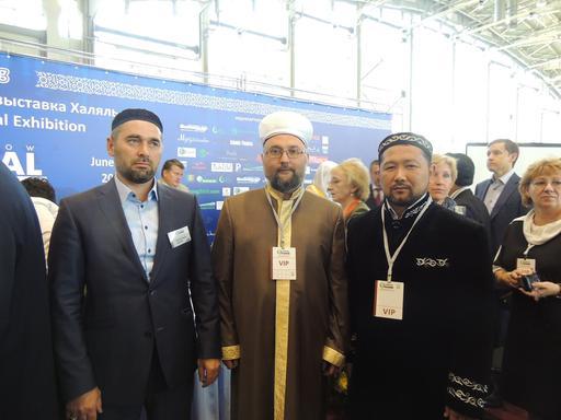 Халықаралық «Moscow Halal Expo 2014» көрмесі