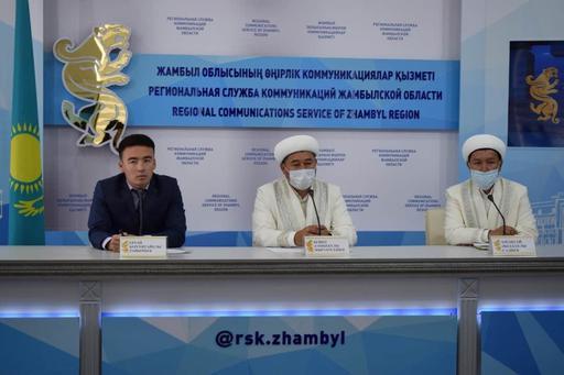 Жамбыл: Құрбан айтқа қатысты брифинг өтті