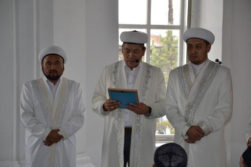 Назначен новый имам Семипалатинской области (ФОТО)