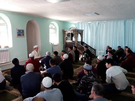 БҚО: Наиб имам Шыңғырлау ауданында болды