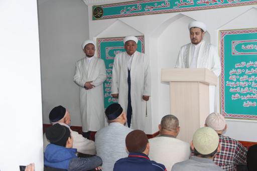 Семей: Үржар ауданының бас имамы тағайындалды
