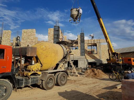 Түркістан: Төрт қабатты мешіттің құрылысы басталды