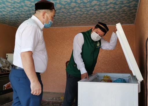 Түркістан: Аудандардағы қасапханалар тексерілді