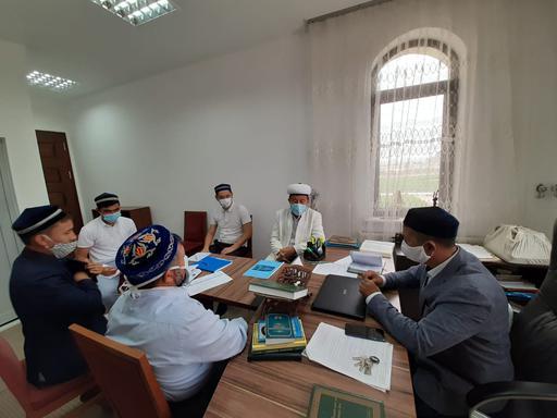 Түркістан: Имамдар есеп берді