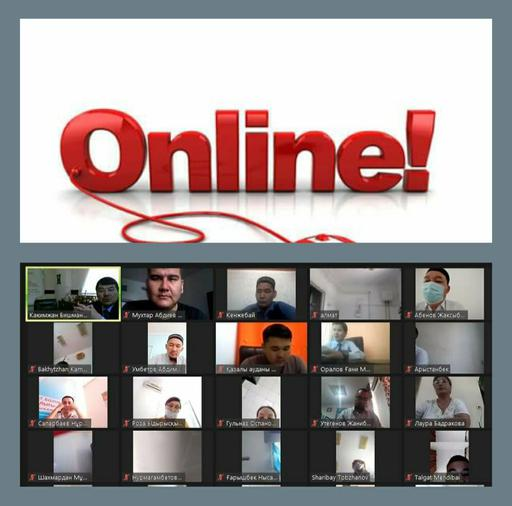 Қызылорда: Сыр имамдары онлайн оқыту курсына қатысты
