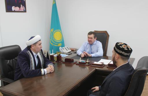 Қызылорда: Бас имам аудандарды аралады