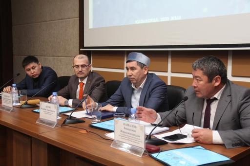 Қызылорда: Діни контенттің маңызы жөнінде семинар-тренинг өтті (ФОТО)