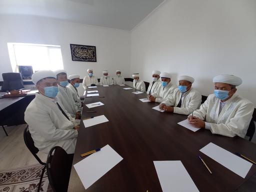 Қарағанды: Наиб имамдар – Бұқар жырау ауданында