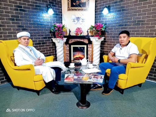 Орал: Бас имам телеарнаға сұхбат берді