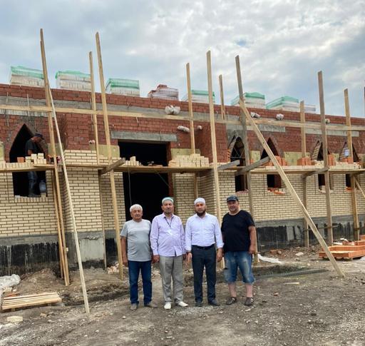 Костанай: В этом году будут сданы 5 мечетей