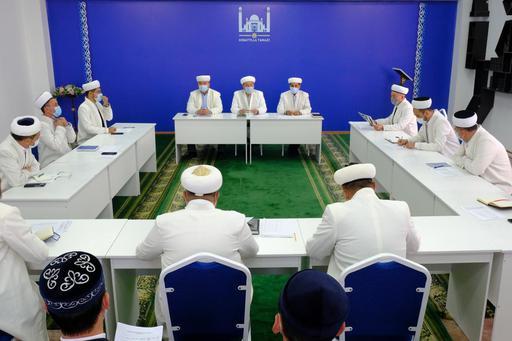 Жамбыл: Имамдар тоқсандық жұмыстарын қорытындылады