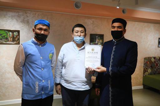 «Халал Даму»: «Good food» фаст-фуд өнімдері сертификатталды
