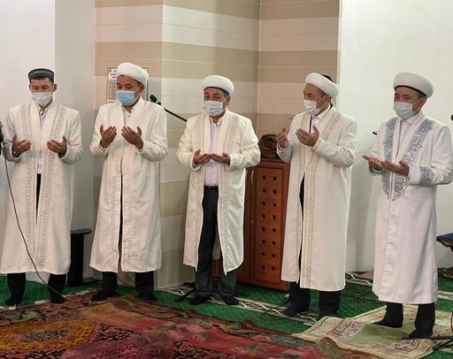 Алматы: Назначен главный имам мечети «Калкаман-2»