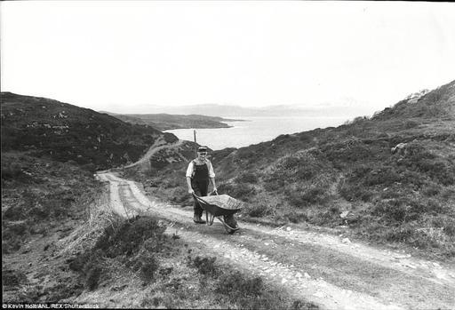 Пример героизма. Фермер, который в одиночку проложил дорогу через гору