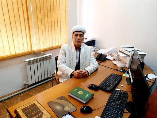 Алматы: Орталық мешіттің наиб имамы тағайындалды