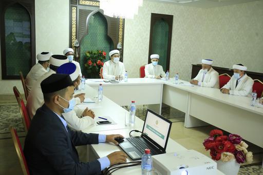 Елорда имамдары Құрбан айтқа дайындықтарын пысықтады
