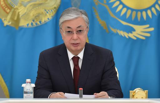 Президент ввел чрезвычайное положение в Казахстане