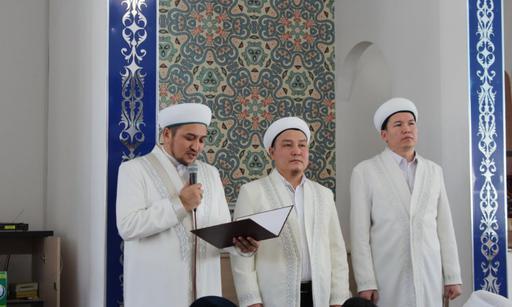 Атырау: Қос ауданның бас имамдары тағайындалды