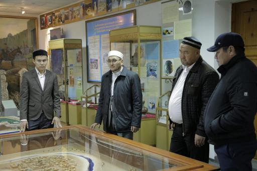 Атырау: Сарайшық музейіне сапар