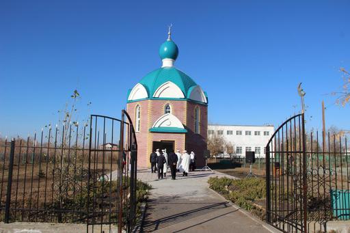 Павлодар: Абай атындағы мешіт ашылды