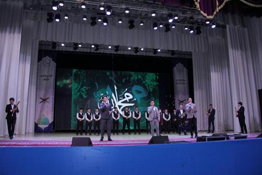 Павлодар: Мейірімге бөлеген Мәуліт