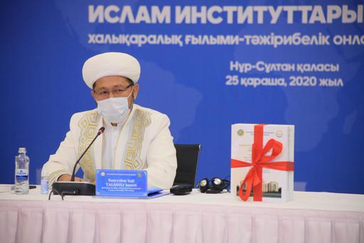СОСТОЯЛАСЬ ПРЕЗЕНТАЦИЯ КНИГИ «ҚАЗАҚСТАН МҰСЫЛМАНДАРЫНЫҢ ҚАРАШАҢЫРАҒЫ» (ФОТО)