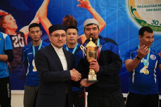 Атырау: Волейбол турнирі қорытындыланды