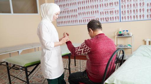 Талдықорған: «Мұқтажға медет» акциясы өтті