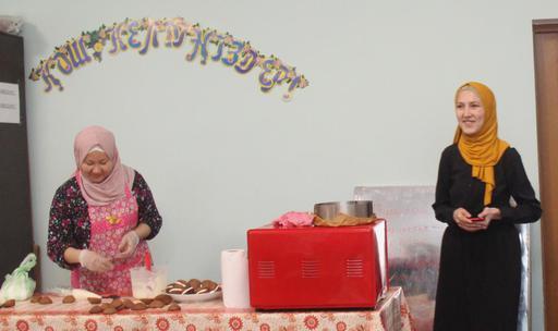 Қызылорда: «Халал ас» шеберлік сабағы өтті
