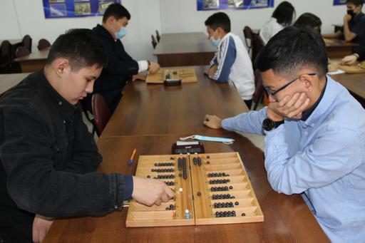 Павлодар: Тоғызқұмалақ турнирі өтті
